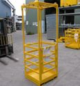 Picture of Crane Man Cage with Roof (1 Man)