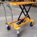Picture of Rough Terrain Scissor Lift Table