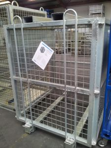 Picture of Brick Cage (Flat Packed)
