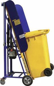 Picture of Wheelie Bin Lifter Manual Hand Pump (100kg)