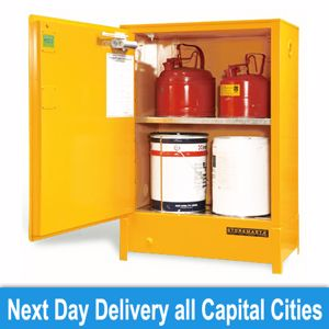 Picture of Heavy Duty Flammable Storage Cabinet 80 litres