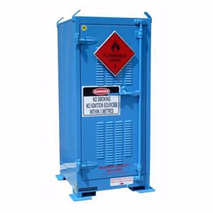 Picture of Heavy Duty Flammable Liquid Storage Cabinet (250L)