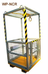 Picture of Crane Man Cage 4 Man (with Roof)