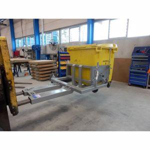 Picture of Wheelie Bin Tipper for 1100 Litre Wheelie Bins