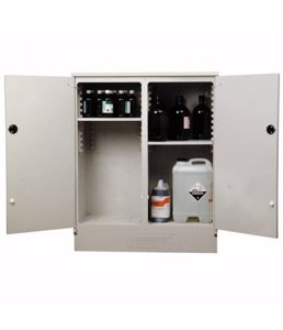 Picture of Corrosive Storage Cabinet Poly (160 litres)