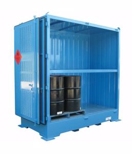 Picture of Relocatable Dangerous Goods Storage 3280 Litre