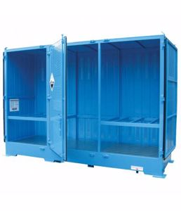 Picture of Relocatable Dangerous Goods Storage 4920 Litre
