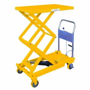 Picture of Scissor Lift Trolley 700kg (Melbourne)