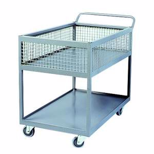 Picture of Half Basket Trolley 600mm x 90mm