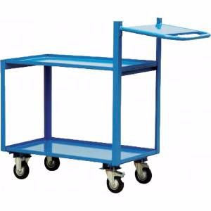 Picture of 2 Tier Order Picking Trolley 1000mm x 700mm