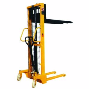 Picture of Manual Pallet Stacker 1500kg SWL 1.6m Height (Melbourne)