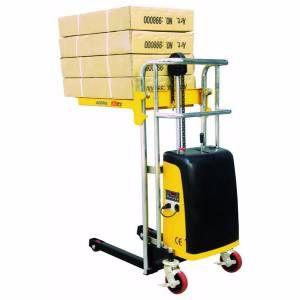 Picture of Semi Electric Platform Stacker  Melbourne