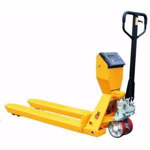 Picture of Pallet Jack Truck with scales 568mm Width Melbourne