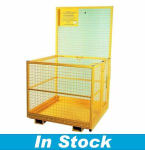 Picture of Fully Welded Safety Cage