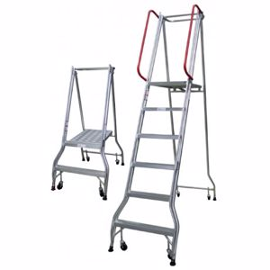 Picture of 5 Steps Monstar Industrial Ladder 1410mm Platform Height