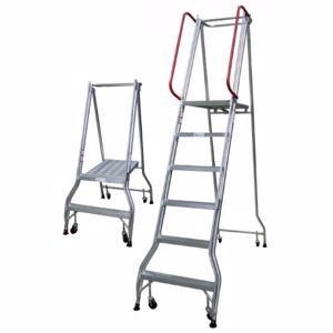 Picture of 6 Steps Monstar Industrial Ladder 1690mm Platform Height