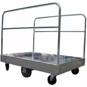 Picture of Galvanised Bulky Goods Trolley 450Kg