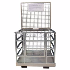 Picture of Forklift Safety Cage 250Kg SWL
