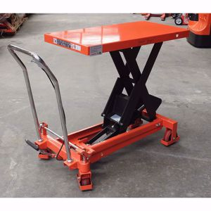 Picture of Single Scissor Table Lifter 1000kg