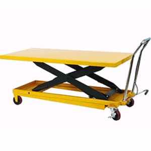 Picture of Extra Large Scissor Table Lifter 500Kg Capacity