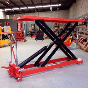 Picture of Super Large Scissor Table Lifter Pump Unit