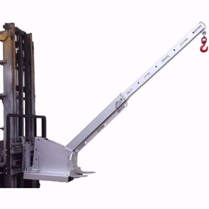 Picture of Tilting Forklift Jib Attachment 4750kg Long