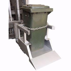 Picture of Forklift Wheelie Bin Tipper x 1 bin