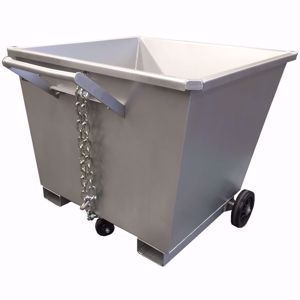 Picture of Light Weight Tipping Bin 0.65 c.um