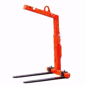 Picture of Crane Pallet Lifter 1 Tonne Self Level