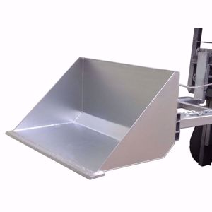 Picture of Forklift Mounted Soil Bucket 0.22 cu.m