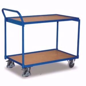 Picture of Heavy Duty Shelf Trolley 250 Kg Load Capacity